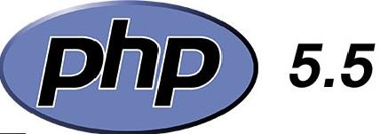 php 5.5 cambio de version