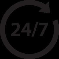 Monitoreo activo 24x7