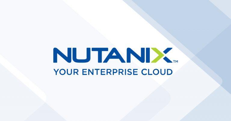 Nutanix, solución de hiperconvergencia