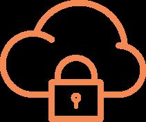 seguridad informática icono