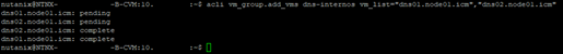 "acli vm_group.add_vms nombre-del-grupo vm_list=""nombre-vm01"",""nombre-vm02"""