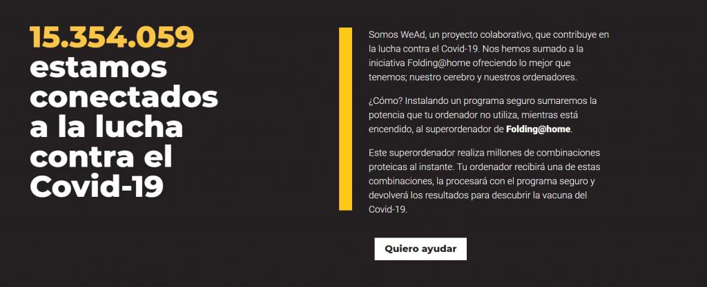 proyecto WE-AD