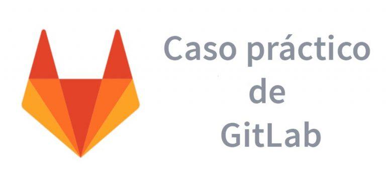 caso práctico GitLab CI/CD